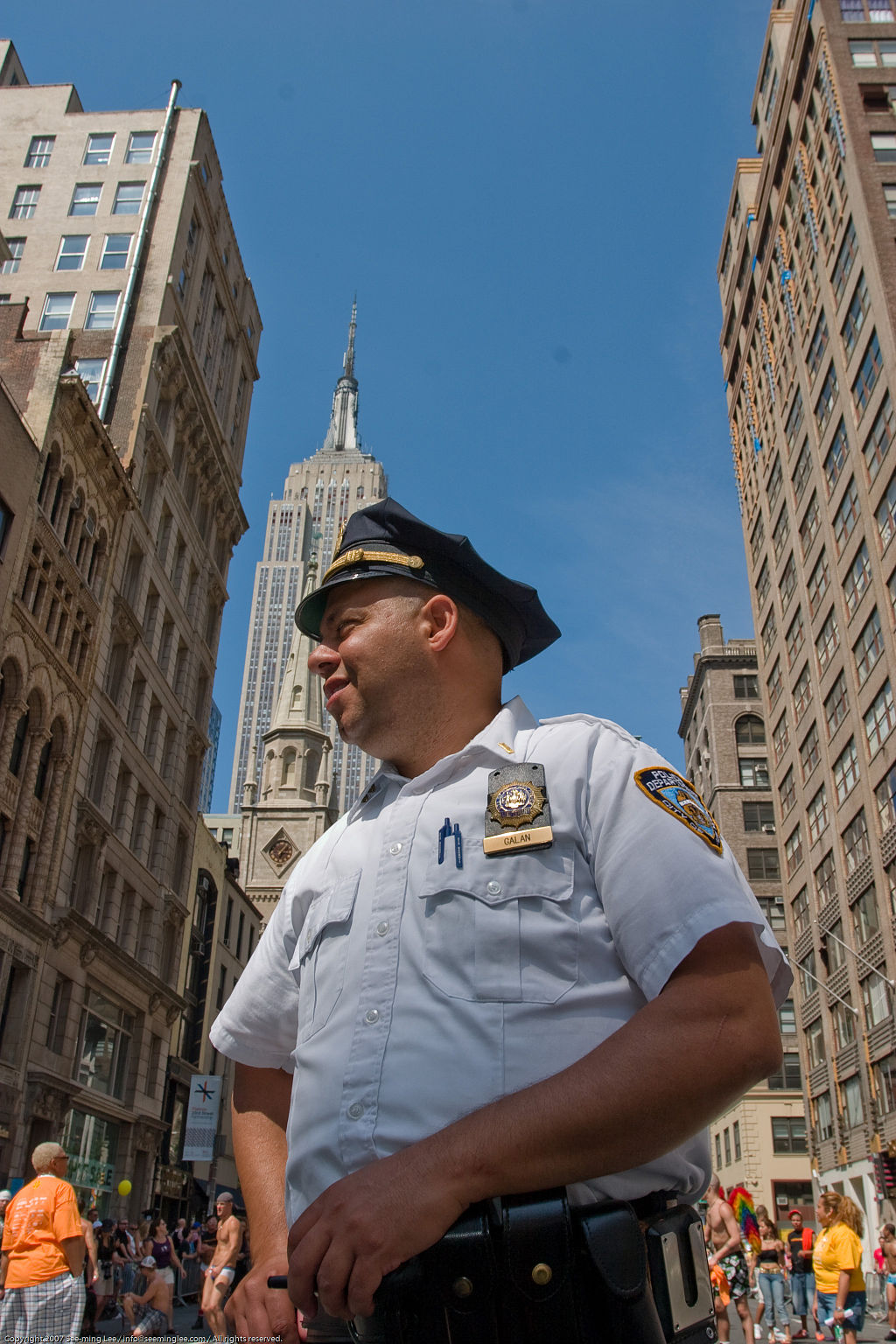 New_York_Police_Officer